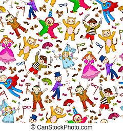 costumes pattern