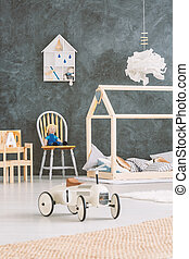 Cosy childs room