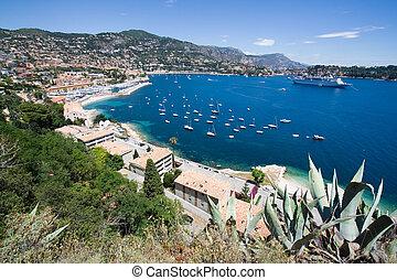 Cote d'Azur, Southern France