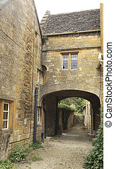 cotswold, arquitectura