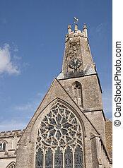 cotswold, iglesia