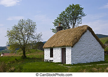 Cottage - cosy little cottage in a museum village in...