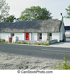 cottage, County Donegal, Ireland