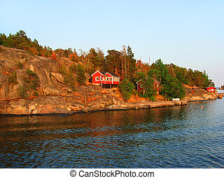 Cottages in Finland  - Cottages in Finland