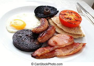 cotto, colazione