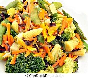 cotto, verdura