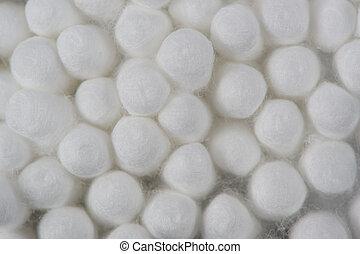 Cotton Buds (Swabs) Macro