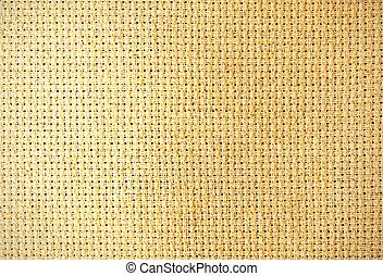Cotton canvas texture