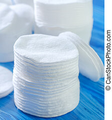 cotton disk