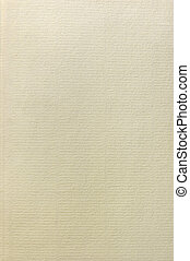 Cotton Rag paper, natural texture background, vertical copyspace in beige sepia