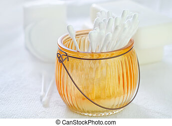 cotton sticks
