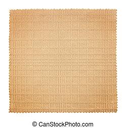 Cotton texture background