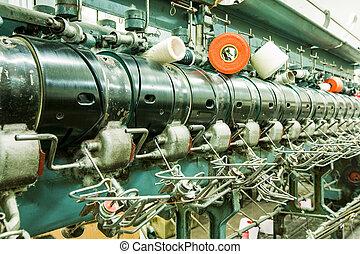 Cotton Thread Rolling Machine - Rolls Making Machine Wide...