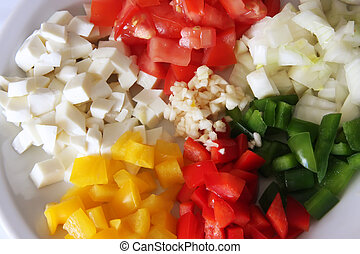 cottura italiana, ingredienti