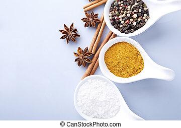 cottura spezia, ingredienti