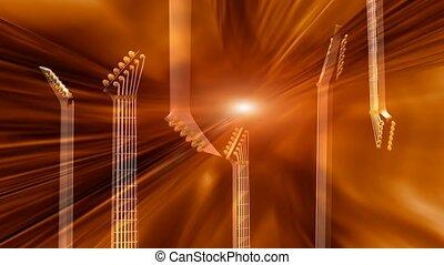 cou guitare