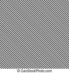 couché, lines., parallèle, seamless, directement, diagonal, pattern.