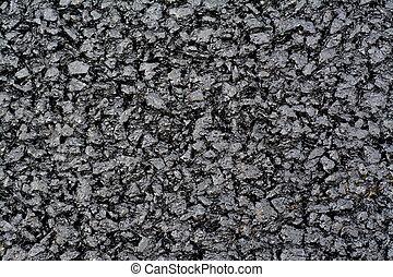 couche, asphalte