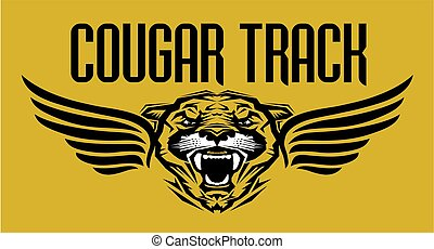 cougar track