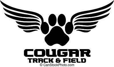 cougar track