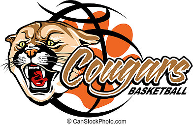 cougars, basketbal