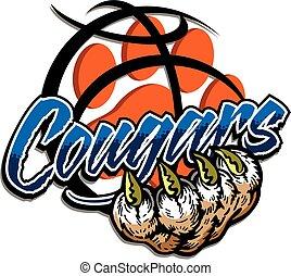 cougars, pallacanestro