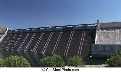 Coulee Dam, Washington, pan