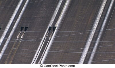 Coulee Dam, Washington, zoom out