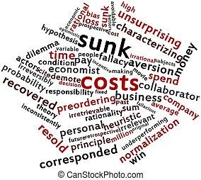 couler, coûts