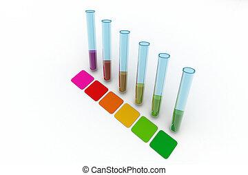 couleur épreuve, tube, carte
