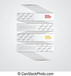 couleur, arrière-plan., résumé, vecteur, étiquette