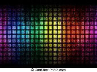 couleur, compensateur, exposer, numérique
