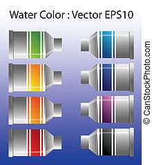 couleur eau