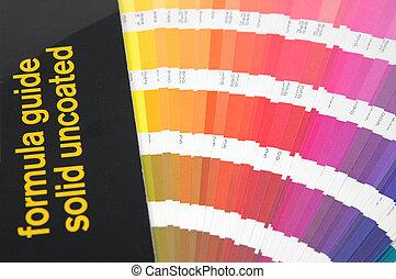 couleur, guide