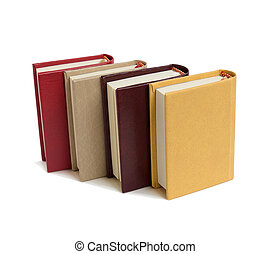 couleur, livres