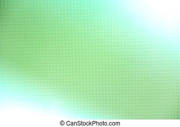 couleur, modèle, résumé, arrière-plan vert