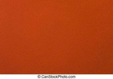 couleur orange, cuir, fond