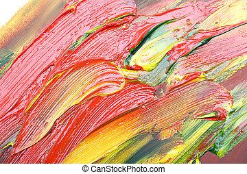 couleur, peinture