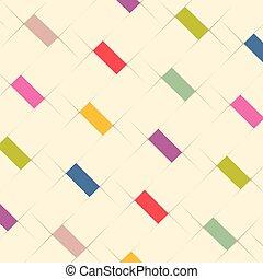 couleur, résumé, éléments, conception, fond