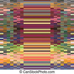 couleur, résumé, multiple, toile de fond, heureux