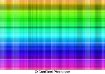 couleur, résumé, papier peint, spectre, fond