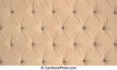 couleur, sofa, beige, texture.