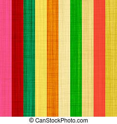 couleur, soie, lignes
