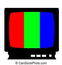 couleur tv