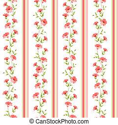 couleur, wallpaper., fleur