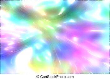 couleurs pastel, fond