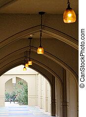 couloir, passage