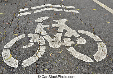 couloir, vélo