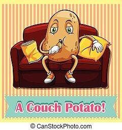 Counch potato