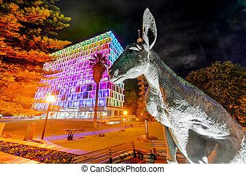 Council House Perth, Australia - Council House in Perth. A ...